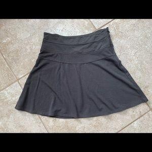 Athleta skirt grey size 4
